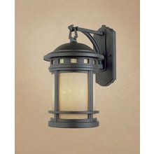 View the Designers Fountain ES2381 Transitional Single Light Down Lighting Energy Star Outdoor Wall Sconce from the Sedona Collection at LightingDirect.com.