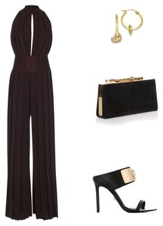 The Gallows Premiere in Los Angeles. by cmmpany on Polyvore featuring polyvore fashion style BY. Bonnie Young Versace Jimmy Choo clothing