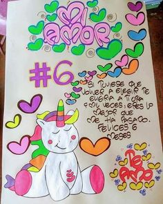 Pareja Couple Scrapbook, Pretty Letters, Cards For Boyfriend, Relationship Gifts, Boyfriend Anniversary Gifts, Barbie Accessories, Illustrations And Posters, Birthday Cards, Graffiti