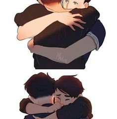 OH NO PLZ DLNT CRY!!! WHAT RE U CRYING FOR?!!? ILL MAKE IT BETTER DONT WORRY! - phandom and Phil
