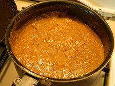 Csont nélkül...csak egyszerűen: Grillázs szelet Chana Masala, Soup, Ethnic Recipes, Soups