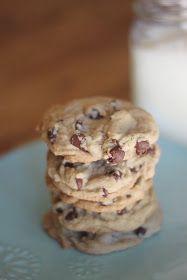 bebe a la mode designs: My Favorite Chocolate Chip Cookie Recipe