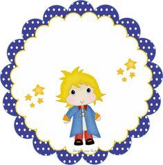 Pequeno Príncipe Kit festa infantil grátis para imprimir – Inspire sua Festa ®