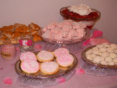 "Photo 4 of 24: Vintage/Pink / Baby Shower/Sip & See ""Sweet Vintage Baby Shower"" 