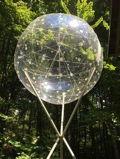main planet object art installation - planet sound 2018 - Gustav Mahler Composition Hut in Carinthia / Austria Sound Art, Art Installation, Art Object, Planets, Art Projects, Objects, Artwork, Art Installations, Work Of Art