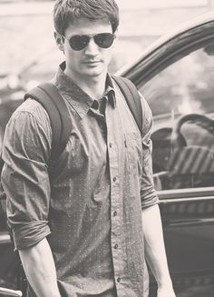 James Lafferty. My goodness that is the definition of a man