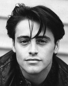 Matt Le Blanc (young)