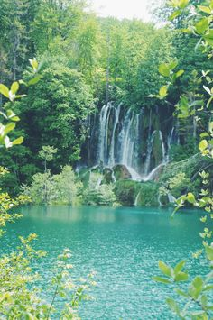 Wonderful Plitvice http://www.travelandtransitions.com/european-travel/