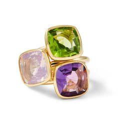 Lisa Eldridge's new ring collection