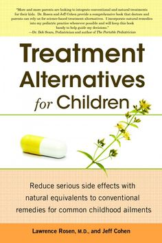 Treatment Alternatives for Children: Finding a Natural Remedy