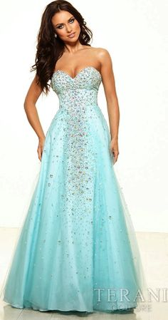 TERANI Couture for Ball GownsProm Dresses3093Love Your Look!
