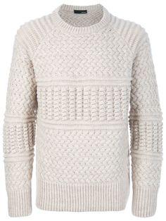 AVELON knitted sweater - Farfetch.com