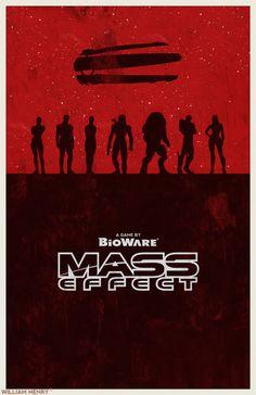 geeksngamers: Mass Effect Poster Series -... | GamesNEXT