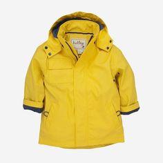 Hatley Kids Yellow Raincoat