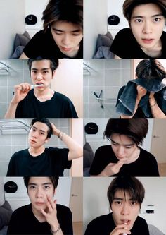 """""""The difference between a 'man' and a 'father' is that the former shares his genes, but latter gives his life. Nct 127, Seoul, Kdrama, Johnny Seo, Rapper, Daddy Day, Jung Yoon, Valentines For Boys, Jung Jaehyun"""