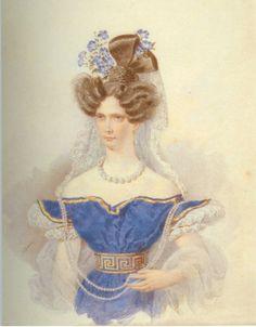 Императрица Александра Федоровна,