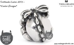 Trollbeads Easter 2015 ... Easter Dragon, tushie view