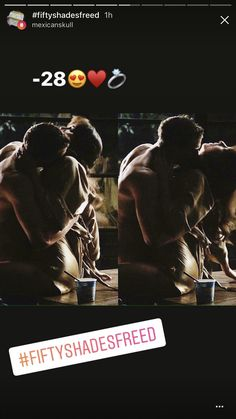 Ben and Jerry and Ana....  can't wait for this scene