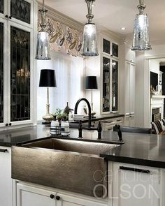 Modern Kitchen Design Photo by Grace R (@lovefordesigns) | Clipboards