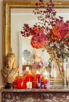 Ines de la Fressange's Paris home