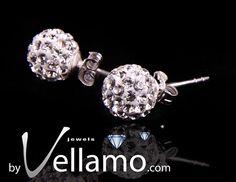 Silver Star ear-rings