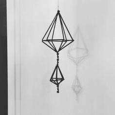 #himmeli #pillihimmeli #itetein #omaaaikaa Deathly Hallows Tattoo, Triangle, Tattoos, Instagram Posts, Diy, Tatuajes, Bricolage, Tattoo, Do It Yourself
