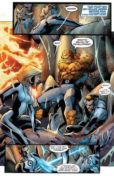 Em Andamento | Marvel NOW! – Quarteto Fantástico # 1