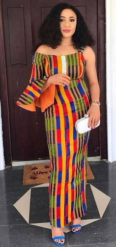 African Dresses For Women, African Print Dresses, African Print Fashion, Africa Fashion, Tribal Fashion, African Attire, African Wear, African Fashion Dresses, African Women