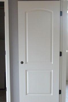 doors & 2 doors - entry and bathroom. JELD-WEN Bostonian White 6-Panel Door ...