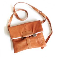 Pony Clutch With Strap Canyon, $179, now featured on Fab.