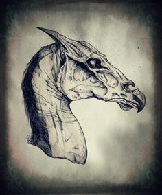 Thestral - Harry Potter Creatures