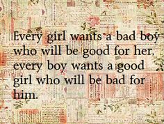 bad boy <3