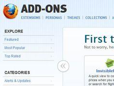 40 Free and Useful Mozilla Firefox Add-Ons