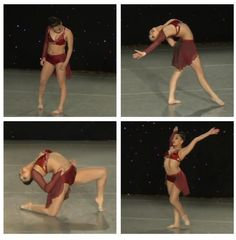 Stunning burgundycustom solo costume by gLAM for Maya. 2 layer skirt and lots and lots of stones!!