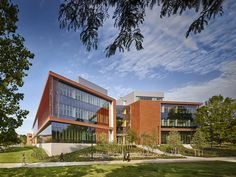 Bowie State University Center for Natural Sciences / Perkins  Will