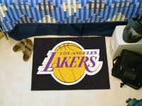 Los Angeles Lakers Starter Door Mat. $19.99 Only.
