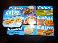 Lote productos Calvo