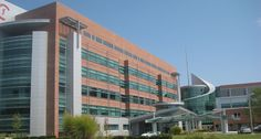 #TBT to Hunter Douglas Contract at Jersey Shore University Medical Center #architecture #design