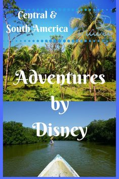 With Adventures by Disney, you can explore the mysteries of the scenic wonderlands in Central America, as you zipline, raft, snorkel and hike your way through these amazing destinations.
