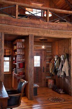 adelaparvu.com despre cabana lemn design Swaback Partners (1)