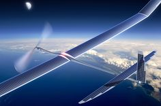 facebook to connect the world using wireless internet via solar-powered drones by titan aerospace
