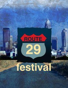 Route 29 Festival Concord, NC