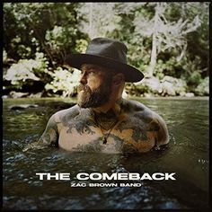 Two years after releasing The Owl, Zac Brown Band are back with their seventh full-length studio album. Among the tracks is the new single Slow Burn. There are also collaborations with Marcus King and Gregory Porter.