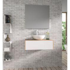 Muebles de Baño Invelia Duo Basin Vanity Unit, Vanity Units, Bathroom Lighting, Mirror, Furniture, Design, Home Decor, Home, Gray Bathrooms