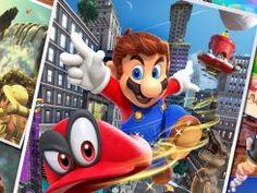 27 Ekim'de Nintendo Switch için çıkan Super Mario Odyssey tarihinin en çok satan oyunu oldu.  Hem Kuzey Amerika Hem de Avrupa'da bu rekoru kıran Super Mario Odyssey ilk beş gününde 1.1 milyon adet sattı. Bundan önce Kuzey Amerika'da Mario tarihinin en çok satan oyunu ise New Super Mario Bros. Wii'ydi. Avrupa'da ise bu unvan Super Mario Galaxy 2'ye aitti. Ancak bu Super Mario her şeyi değiştirdi.