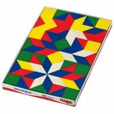 HABA Pattern Blocks - Mosaic Tiles