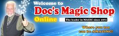 Doc's Magic shop in Gatlinburg, Tn. has an online site! Check it out!!