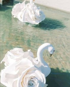 Beautiful Swan, Giant Flowers, Floral Wall, Artificial Flowers, Christening, My Etsy Shop, Nursery, Rose, Outdoor Decor