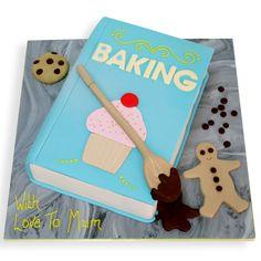 Home Baking Book Cake London