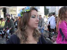 Na inauguração oficial da Ciclovia da Avenida Paulista, no dia 28 de junho, o Canal Mova-se encontrou a jornalista e ciclista Anita Delmonte, que disse que esse dia significava muito mais que uma simples inauguração.